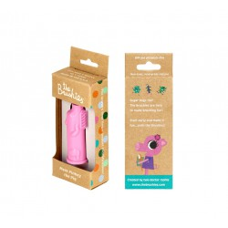 ... Double Fleece Blanket - Owl Zoo / selimut bayi / selimut anak. Source · The Brushies Baby Toothbrush Pinkey the Pig - 4W+