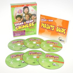 Wink To Learn DVD Speak & Read Chinese