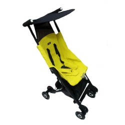 Cocolatte Pockit Stroller CL 838 2S - Yellow