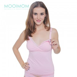 MOOIMOM Super Soft Crossover Maternity &...