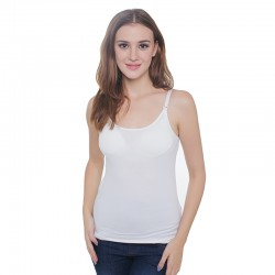 MOOIMOM Cotton Maternity & Nursing Tank Top...