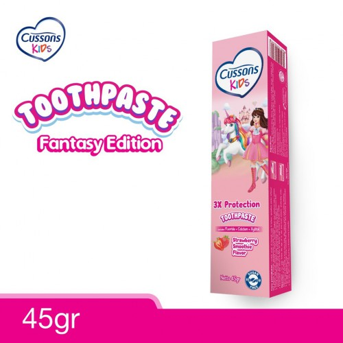 Cussons Kids Toothpaste Strawberry Smoothie - 45gr