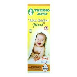 Tresno Joyo Minyak Telon Herbal Plus Kulit Jeruk...