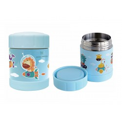 Marcus & Marcus Thermal Food Jar - Blue