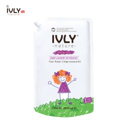 Ivly Nature Baby Laundry Detergent Refill 1200ml...