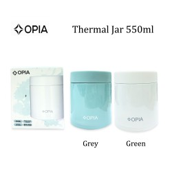 Opia Tritan Thermal Jar Termos Makan 550ml -...