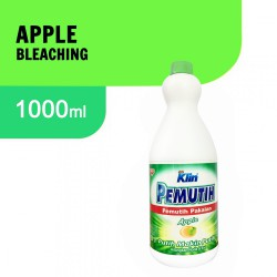 So Klin Pemutih Pakaian Apple - 1000ml