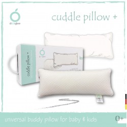 Dooglee Cuddle Pillow + Plus Bantal Guling Latex...