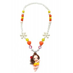 Lope Corner Kalung Fairy - Yellow