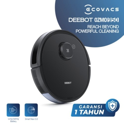 Ecovacs DEEBOT OZMO 950 Robot Vacuum Cleaner