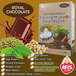 Afis Life Pro ASI Susu Bubuk Kacang Hijau + Daun...