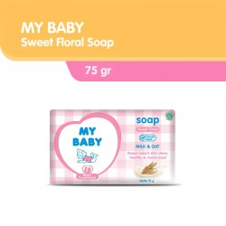 My Baby Soap Bar Sabun Batang Bayi 75gr - Sweet...