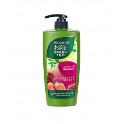 Follow Me Green Tea Shampoo Anti Hair Fall - 650ml