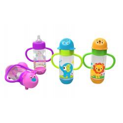 Baby Safe Wide Neck Bottle With Handle - 250ml...