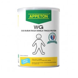 Appeton Weight Gain Adult 450gr - Vanilla