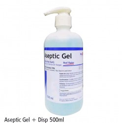 OneMed Aseptic Gel Hand Sanitizer Alkohol Gel...