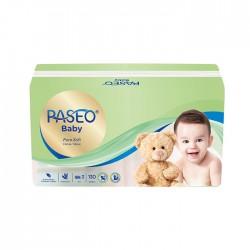 Paseo Baby Pure Soft Facial Pack Tisu Bayi - 130...