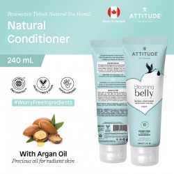 Attitude Blooming Belly Natural Conditioner 240ml...