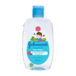 Johnsons Baby Cologne Happy Berries Parfum bayi -...