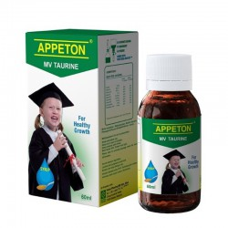 Appeton Multivitamin Syrup 60ml - Taurine
