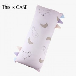Baa Baa Sheepz Bed Time Buddy Pillow Sarung...
