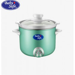 Baby Safe Digital Slow Cooker Alat Masak MPASI...