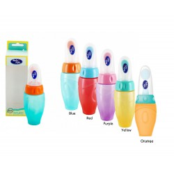 Baby Safe Bottle Spoon Soft Squeeze (Tersedia...