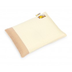 Babybee Latex Infant Pillow with Case