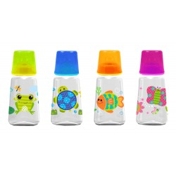 Baby Safe Feeding Bottle Shrink Wrapped - 125ml...