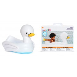 Munchkin White Hot Inflatable Safety Tub - Swan