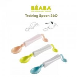 Beaba Training Spoon 360 Sendok Makan Anak - Blue...