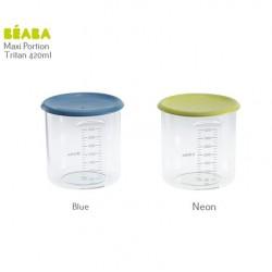 Beaba Maxi Portion Tritan Tempat MPAS Bayi 420ml...
