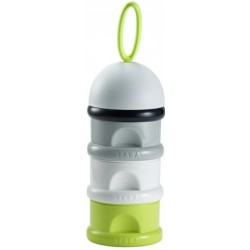 Beaba Stack Formula Milk Container - Neon