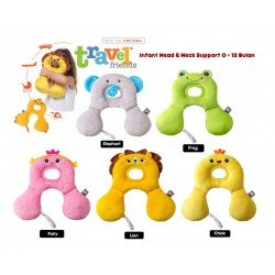 Benbat Infant Head & Neck Support Bantal...