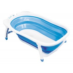 Karibu Folding Bath - Blue
