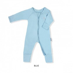 Little Palmerhaus Baby Sleepsuit With 2 Way.