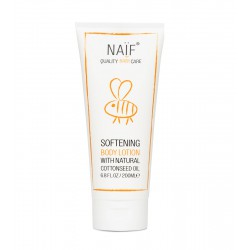 Naif Softening Body Lotion With Natural...