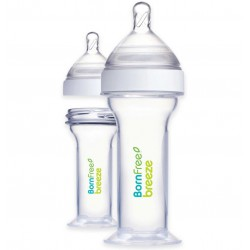 Born Free Newborn Bottle 60ml - 2 Pcs