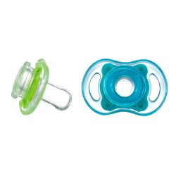 Born Free Bliss Natural Shape Pacifier 0-6M -...