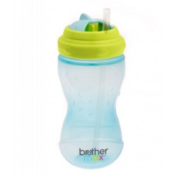Brother Max Swivel Straw Bottle Twist & Go...