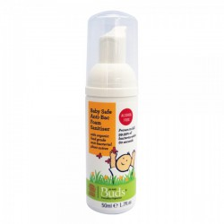 Buds Organics Baby Safe Anti-Bac Foam Sanitiser...