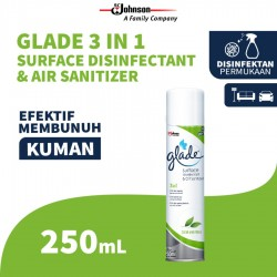 Glade 3 in 1 Surface Disinfectant & Air...