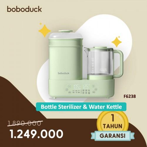 Boboduck Baby Bottle Sterilizer & Milk Warmer Heater Water Kettle