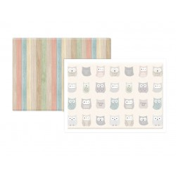 Coby Haus Playmat M (190 x 130 x 1.2 cm) - Cotton...