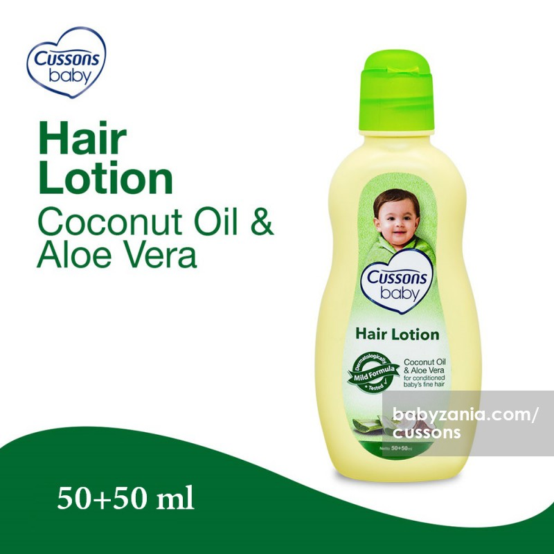 Cara menggunakan zwitsal baby hair lotion,cussons baby hair lotion coconut oil aloe vera 50 50 ml