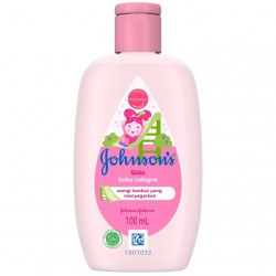 Johnsons Baby Cologne Minyak Wangi Bayi Slide -...