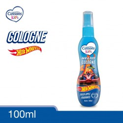 Cussons Kidz Hair & Body Cologne Fresh Apple...