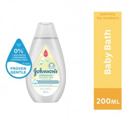 Johnsons Baby Cottontouch Hair and Body Bath Top...