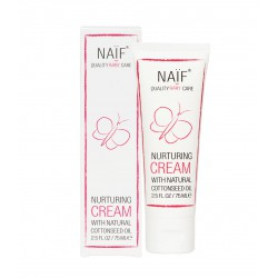 Naif Nurturing Cream With Natural Cottonseed Oil...