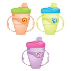 Baby Safe Training Cup Hard Spout  210 ml...